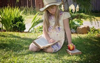 Child Girl Read Learn 159543