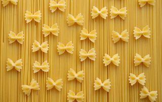 Noodles Pasta Spaghetti Farfalle 42326